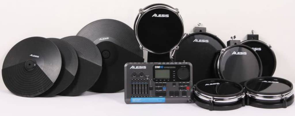 Alesis DM10 X Kit drumstel toebehoren