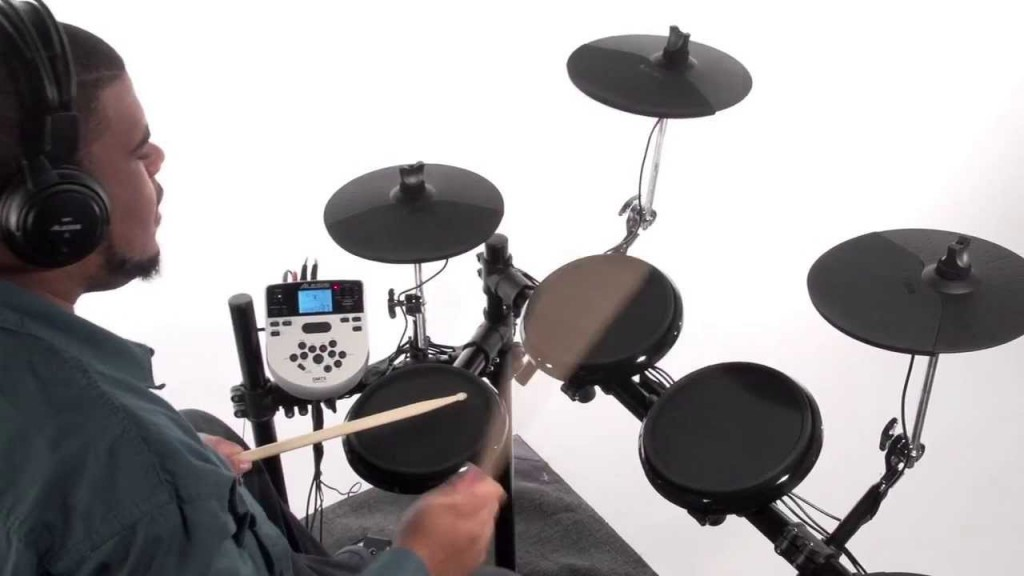 Alesis DM7X Kit review elektrisch drumstel