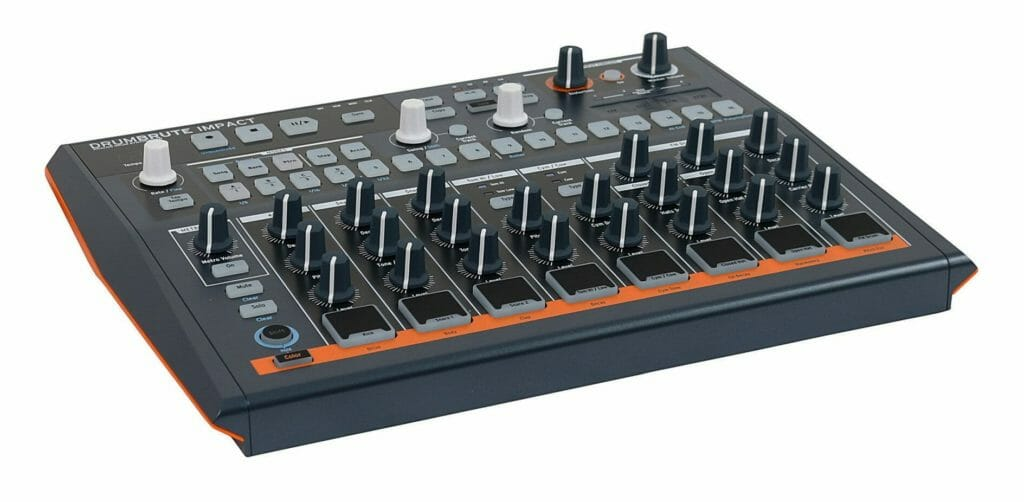 Arturia DrumBrute Impact review drumsynthesizer