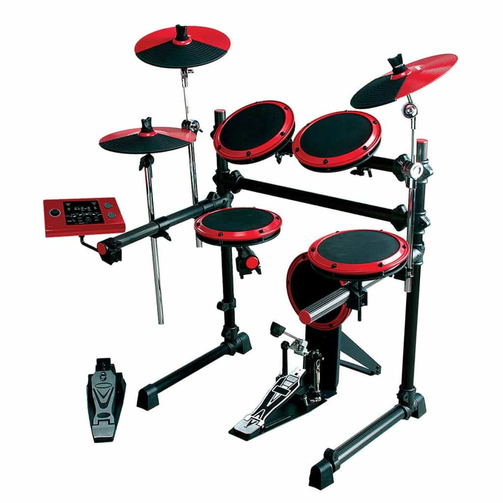 Ddrums DD1 elektronische drumstellen