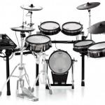 Hoe moet je een elektrische drumstel kopen