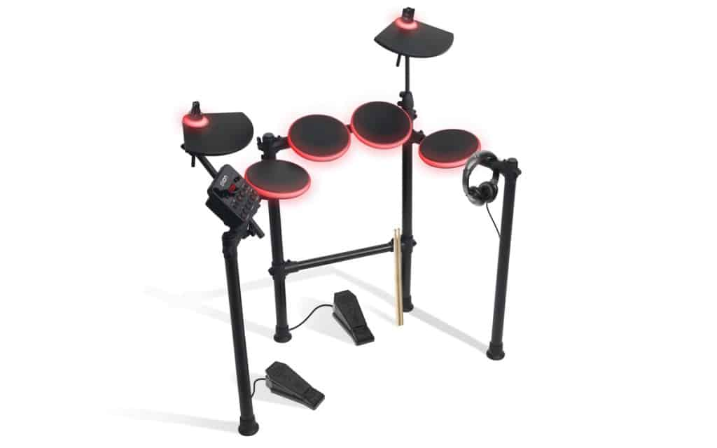 Ion Audio REdline elektronische drumstellen