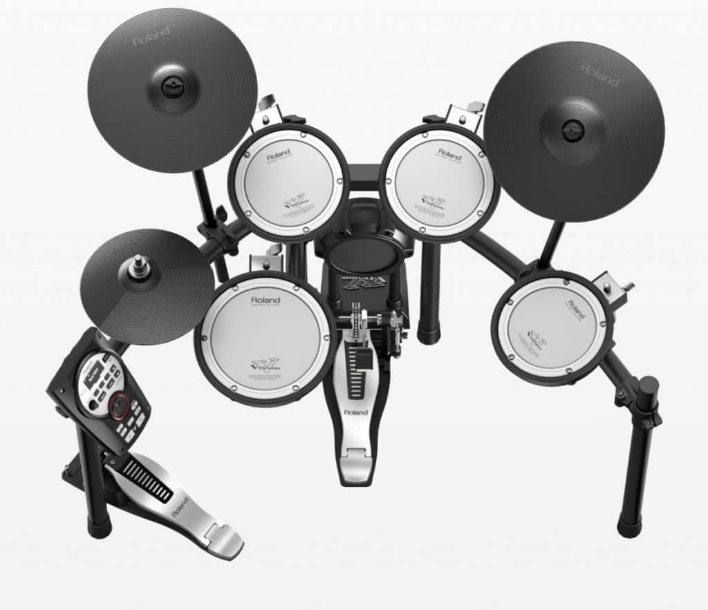 Roland TD-11KV review elektrisch drumstel
