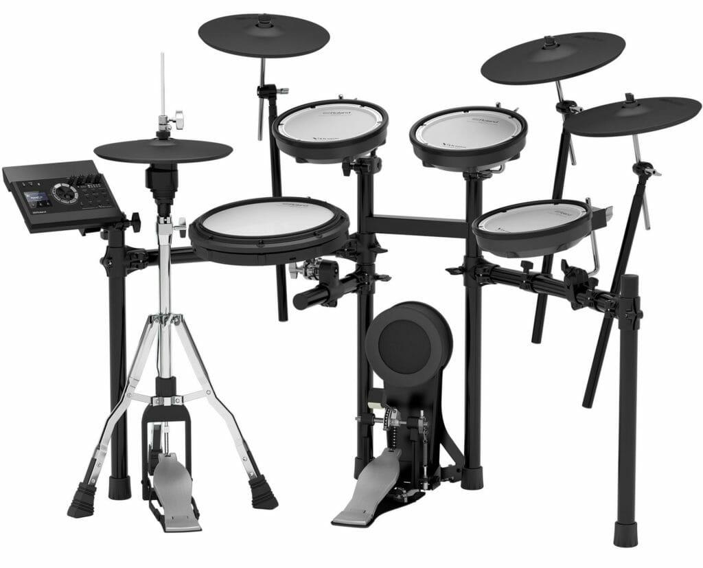 Roland TD-17KVX review elektronisch drumstel kopen
