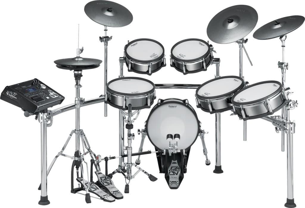 Roland TD-30KV review elektrisch drumstel