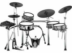 Roland TD-50KV review V-Drums elektronisch drumstel