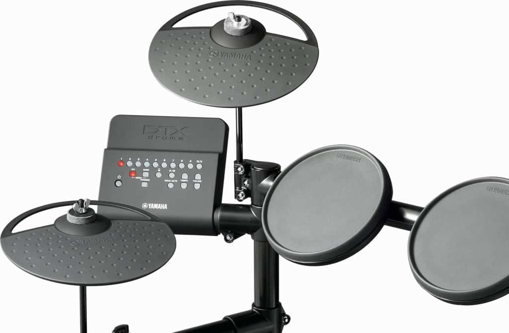 Yamaha dtx400k review elektrisch drumstel for Yamaha dtx review