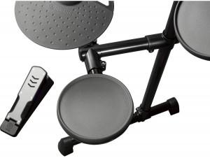 Yamaha DTX400K elektrisch drumstel
