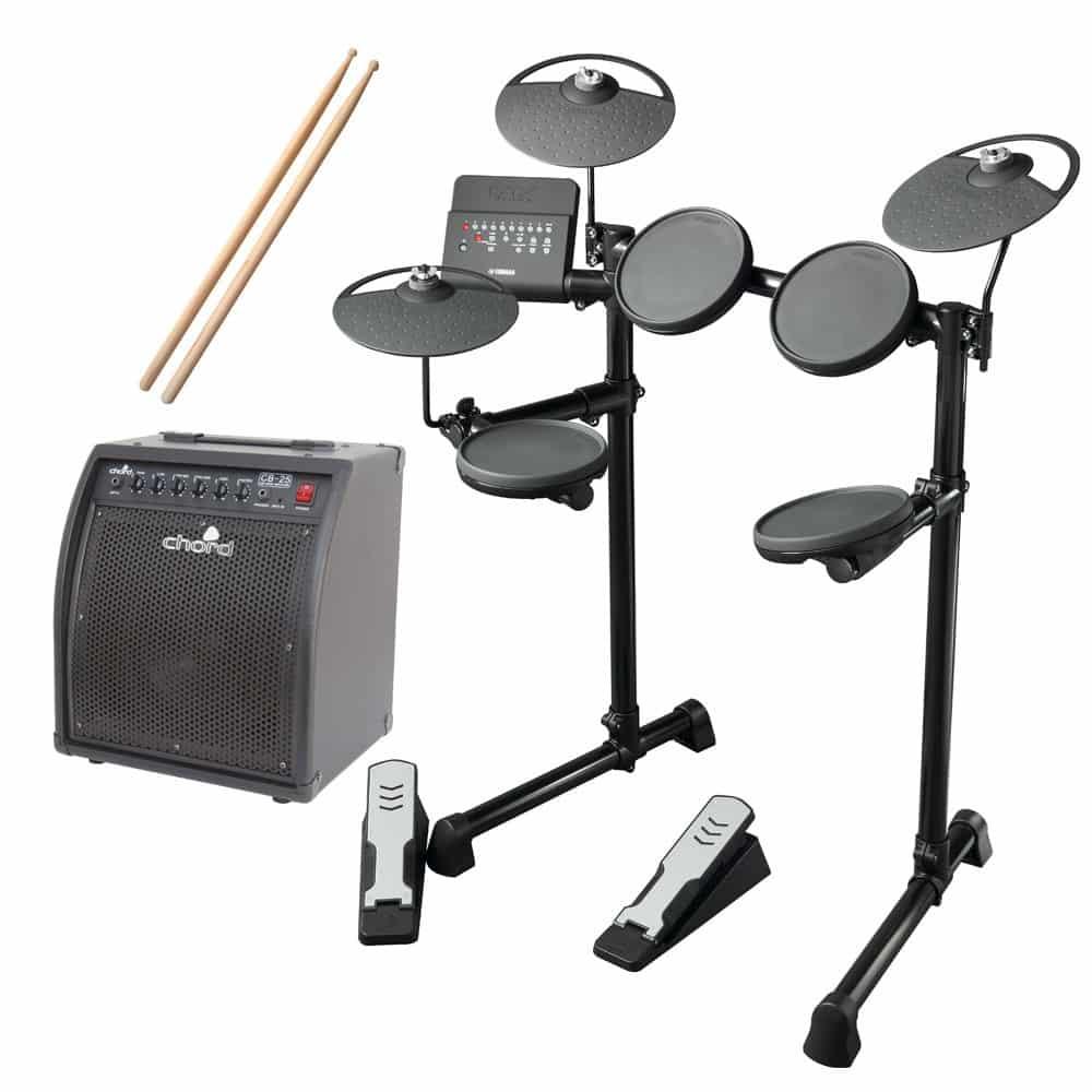 elektronische drumstellen Yamaha DTX400K