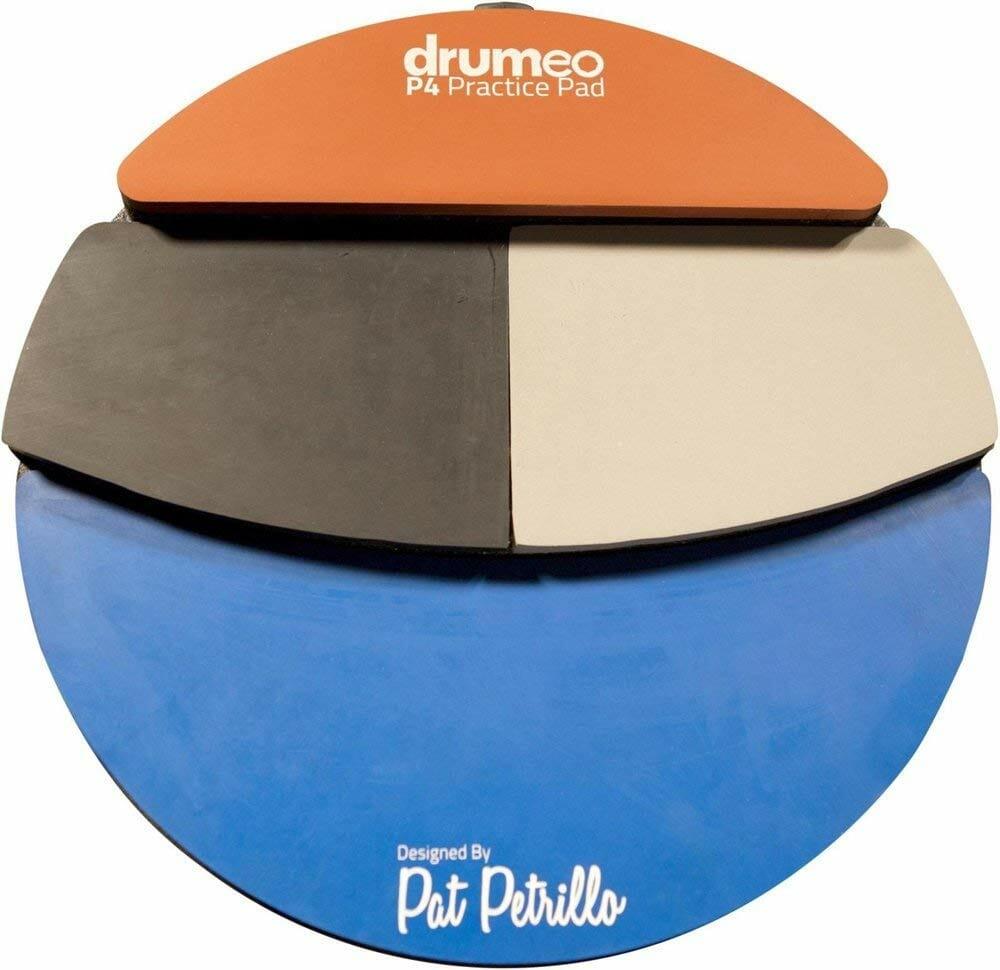 Drumeo P4 Oefenpad drum