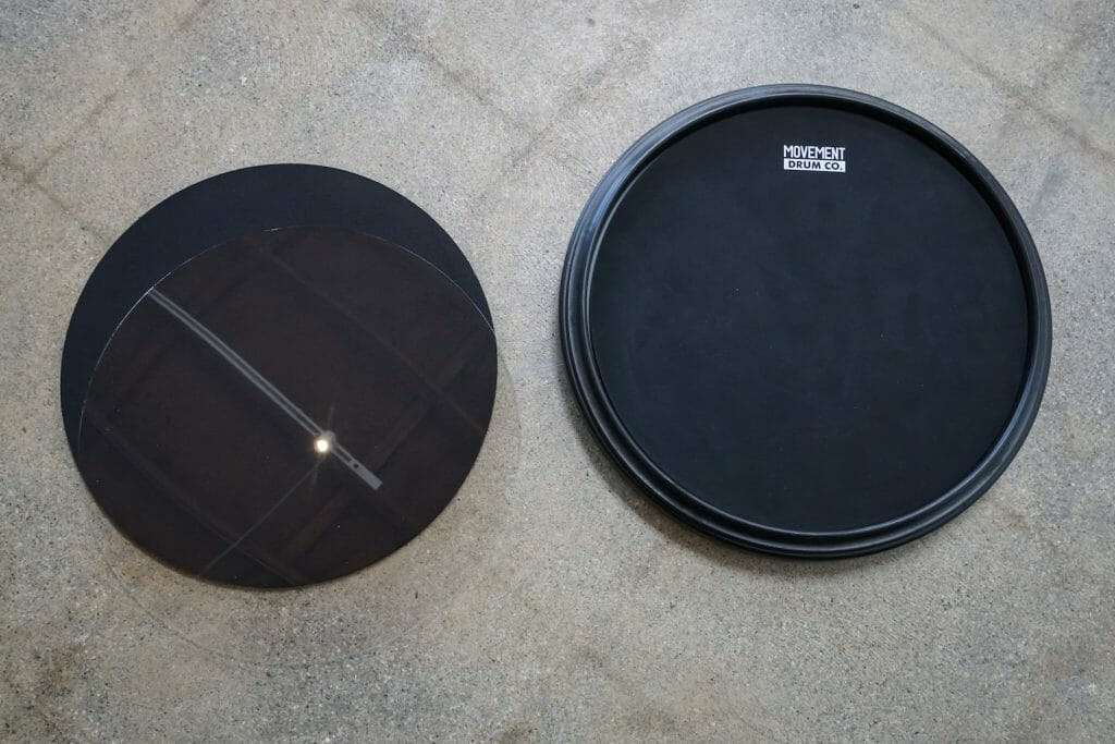Movement Drums 12-inch