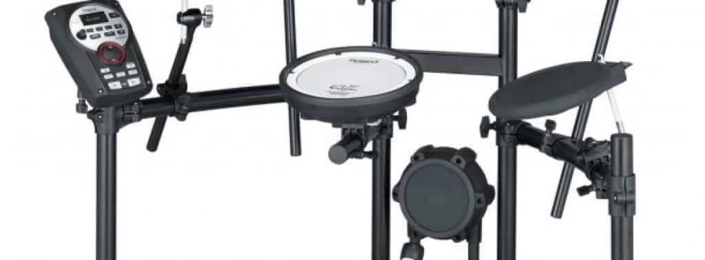 elektrisch drumstel Roland TD-11K review