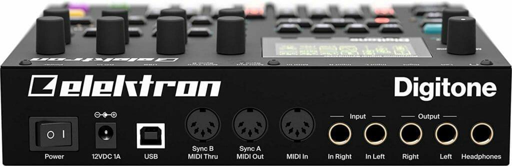 elektron digitakt review drumsampler kopen