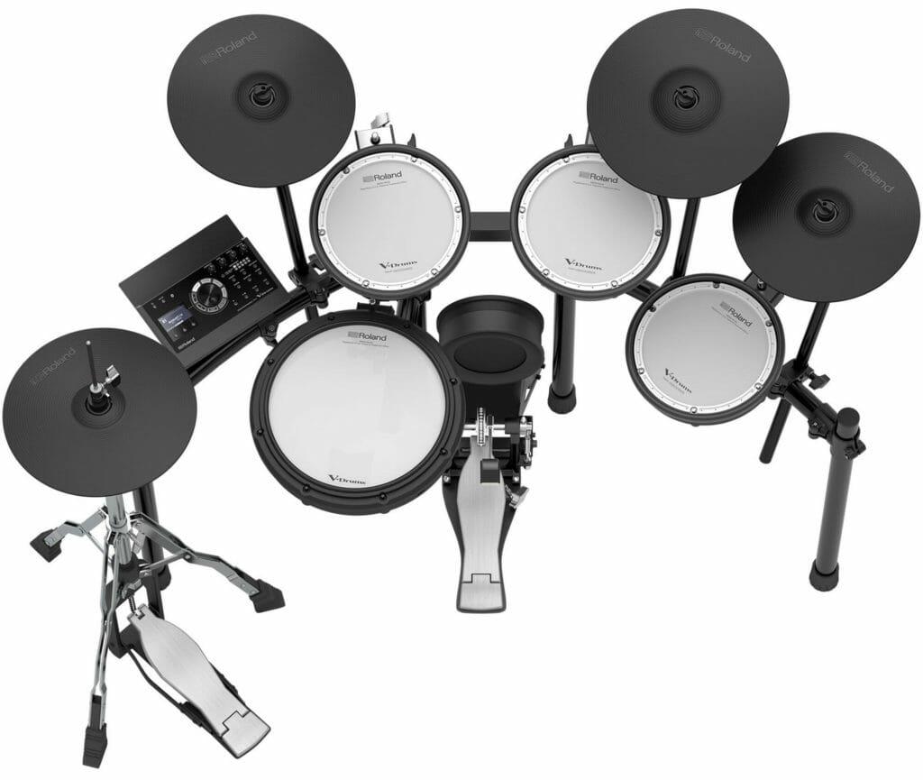elektronisch drumstel kopen roland td-17kvx review