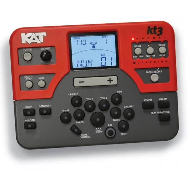 Goedkoopste KAT Percussion KT3 Review