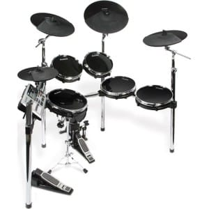 review Alesis DM10 X Kit Mesh elektrisch drumstel