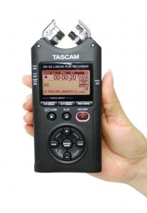review Tascam DR-40