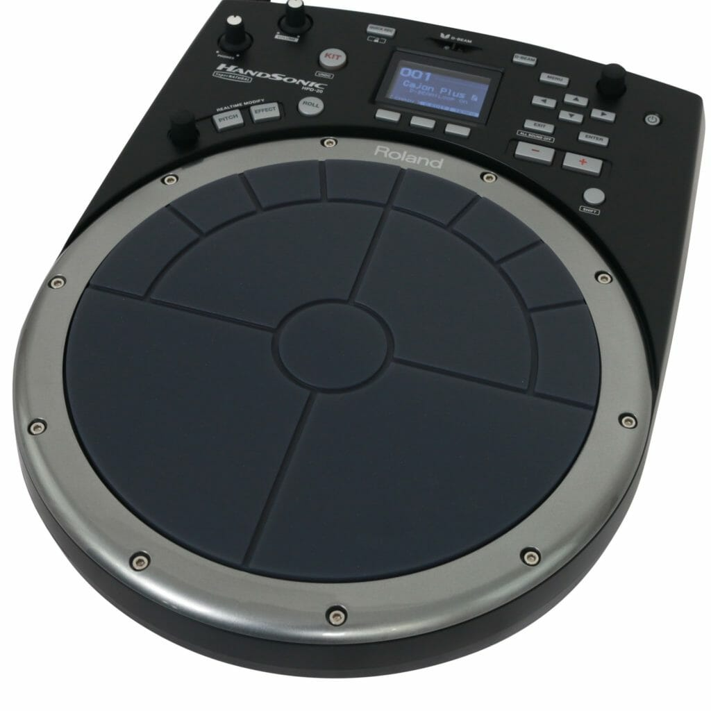 roland hpd-20 review drumpad kopen