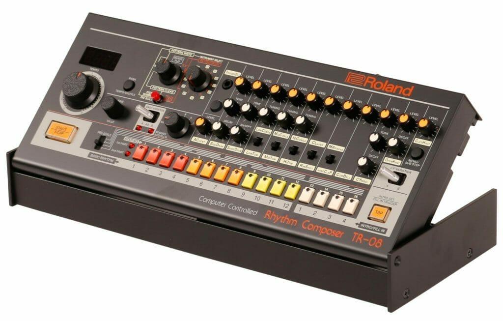 roland tr 08 review drumcomputer kopen