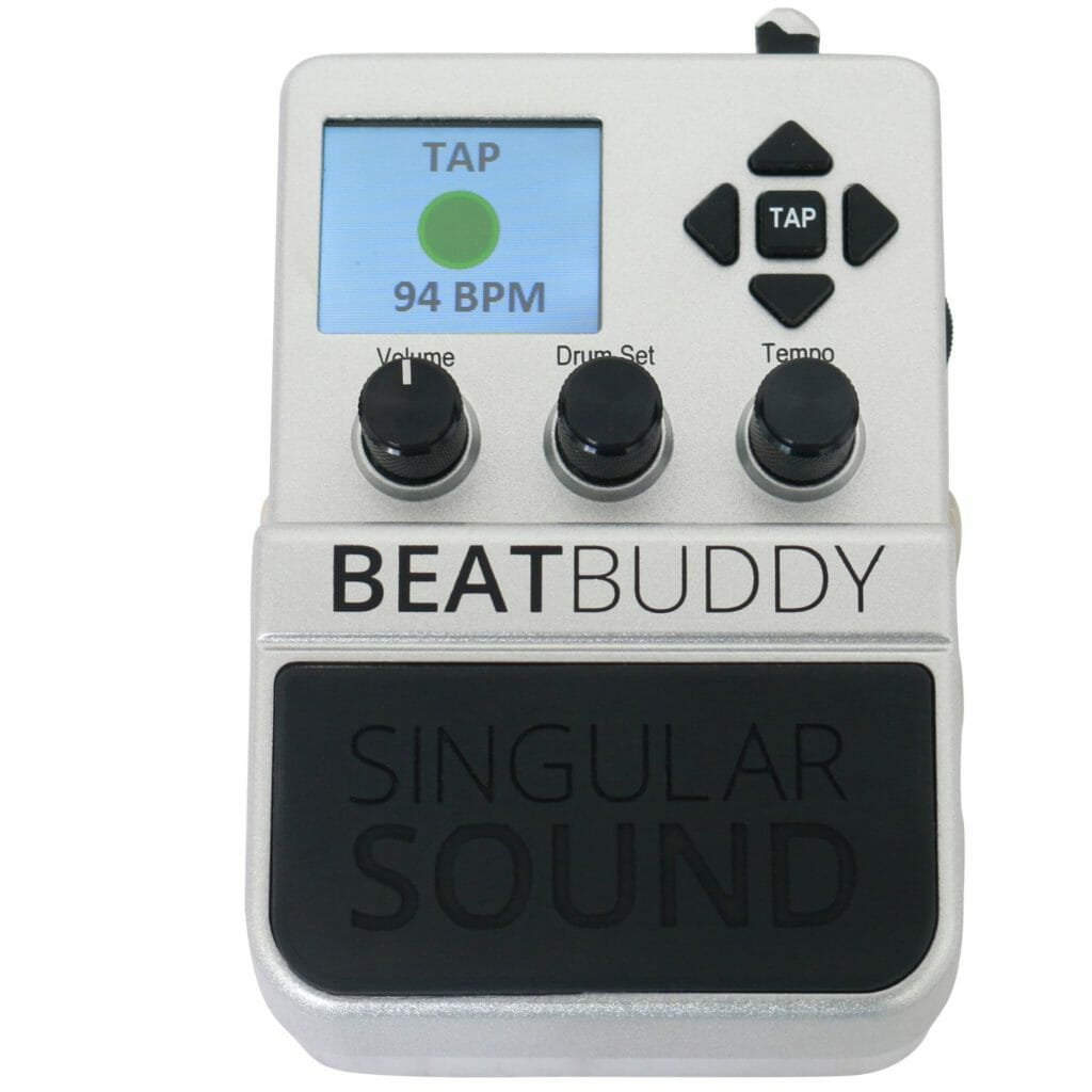 singular sound beatbuddy review