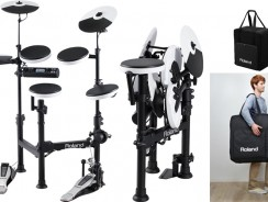 Roland TD-4KP review: extreem draagbare drum