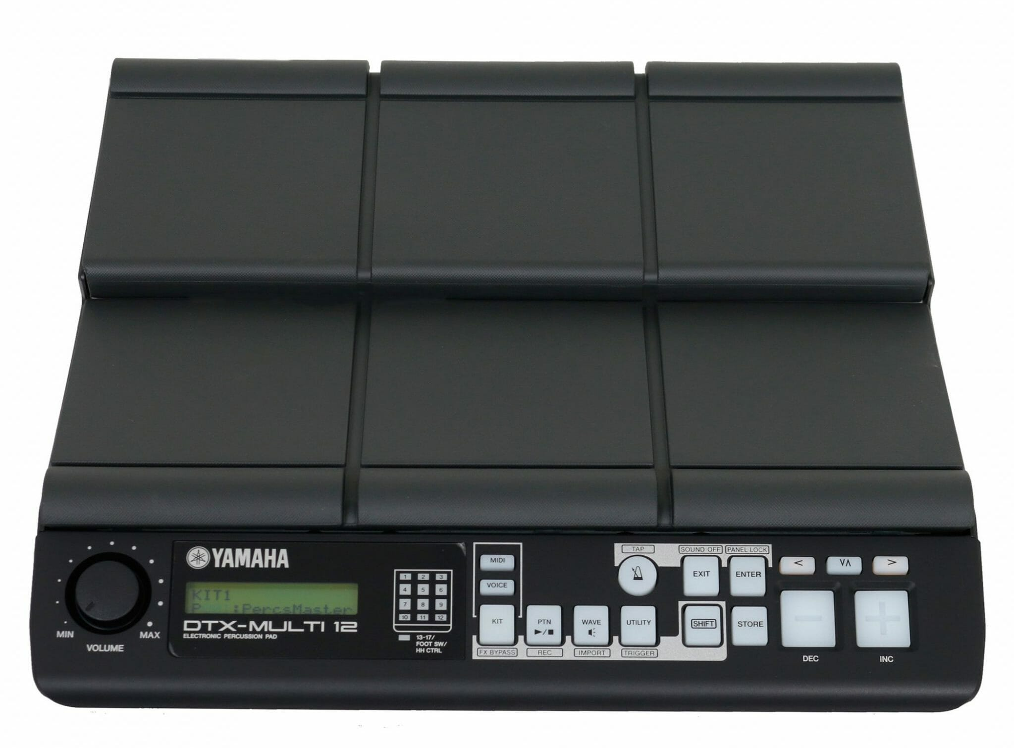 yamaha dtx multi 12 review