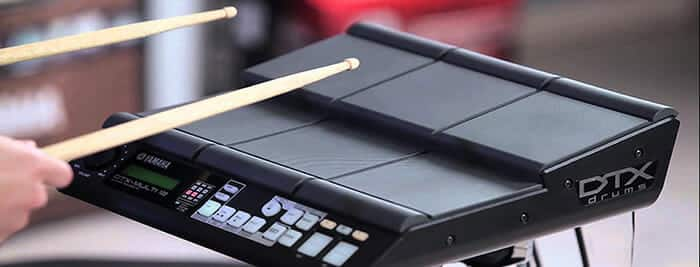 yamaha dtx multi 12 review percussiepad